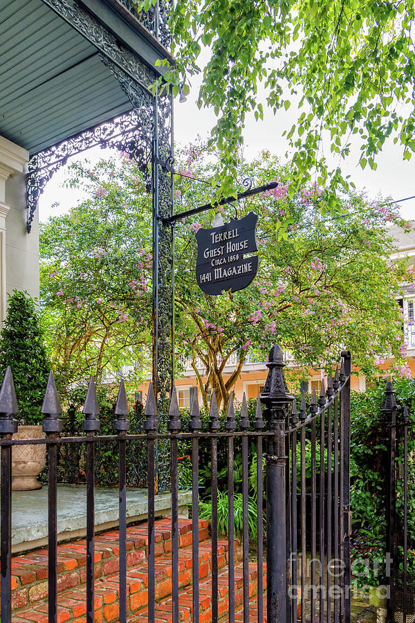 Terrell Guest House - NOLA by Kathleen K Parker