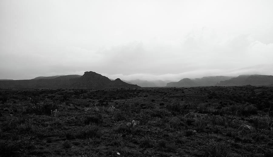 Texas Canyon 7 #blackwhite by Andrea Anderegg