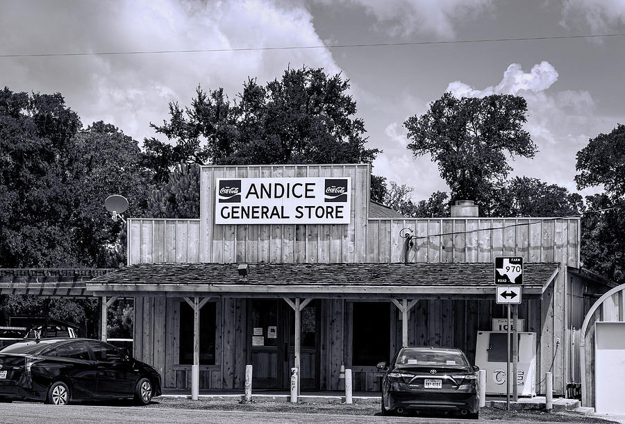 Texas General Store by Philip Duff