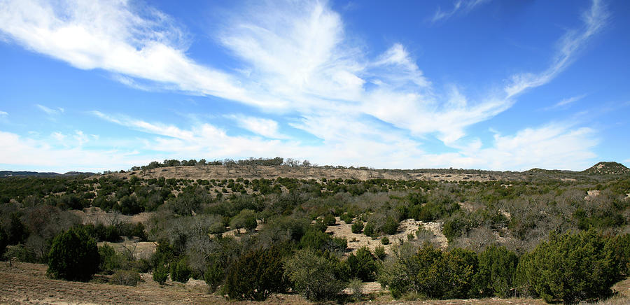 Texas Hill Country Xxl Panorama Photograph By Fstop123