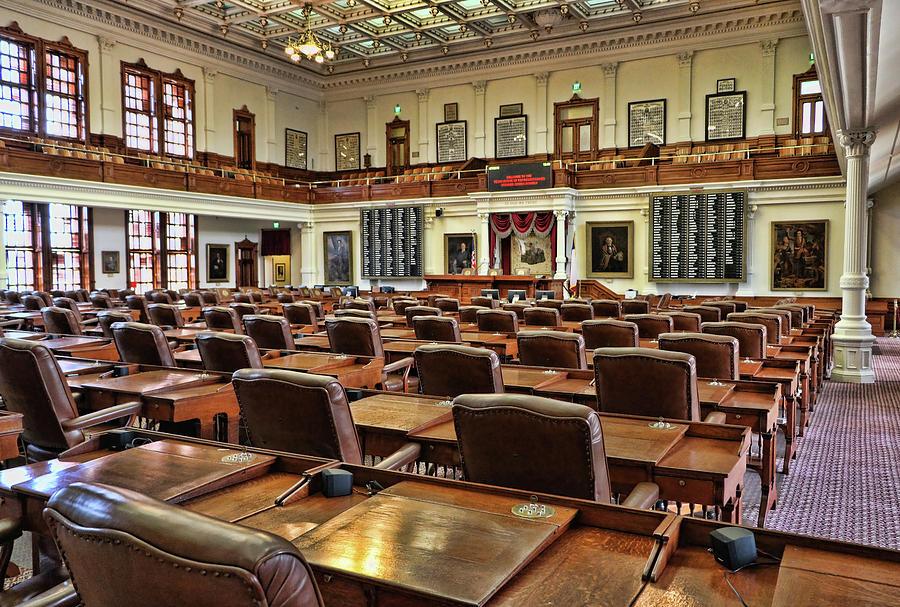 Texas House of Representatives # 2 by Allen Beatty
