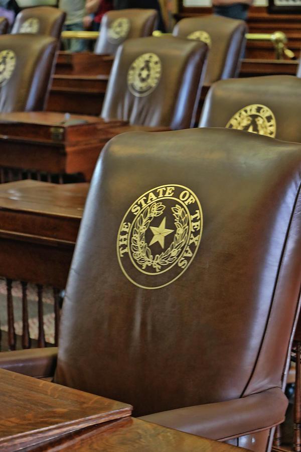Texas House of Representatives # 3 by Allen Beatty