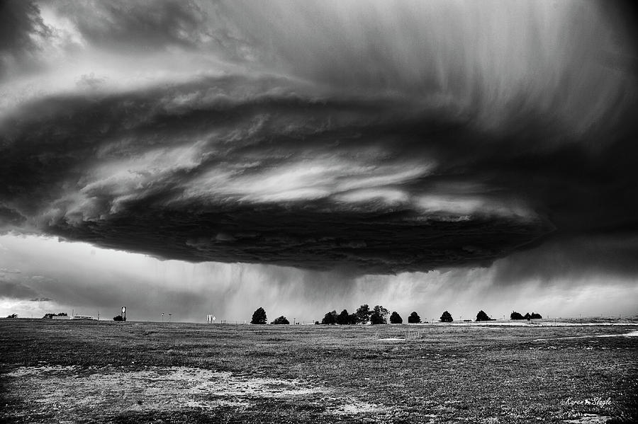 Texas Storm by Karen Slagle