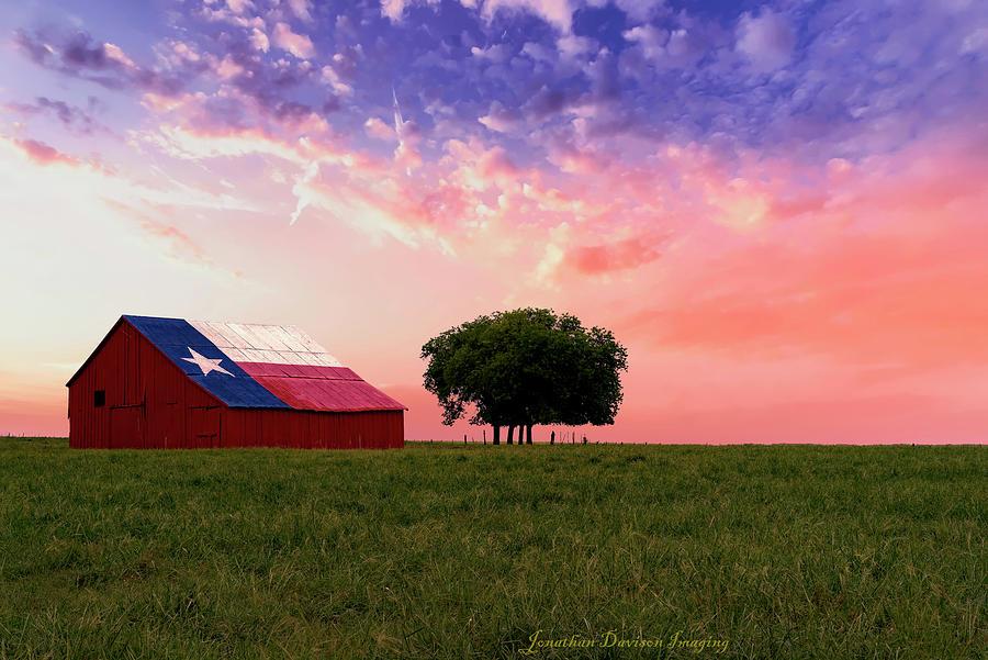 Texas Sunrise by Jonathan Davison