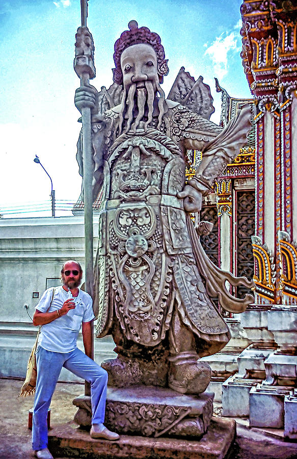 Thai Bodyguard Photograph
