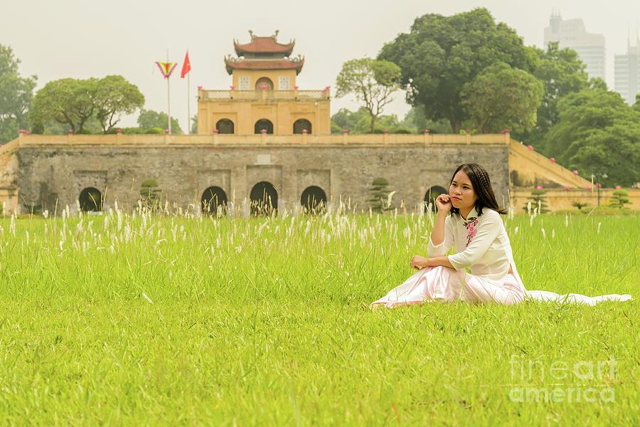 Thang Long Imperial Citadel 02 by Werner Padarin