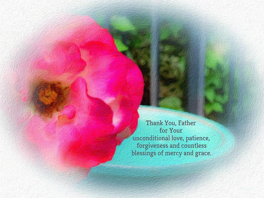 Thank You Father by Diane Lindon Coy