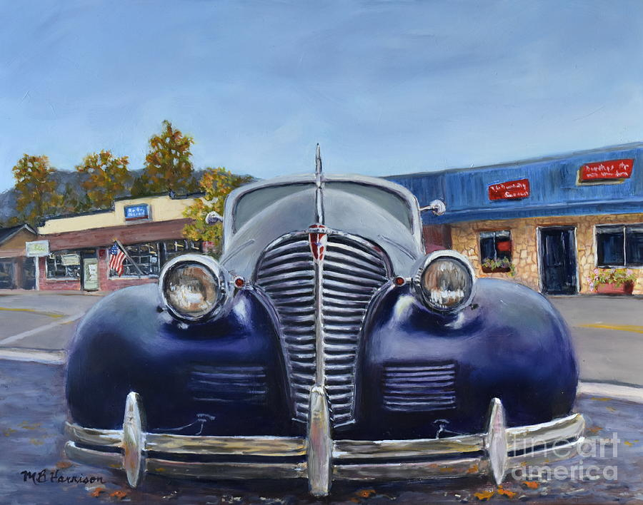 That Old Chevy Painting