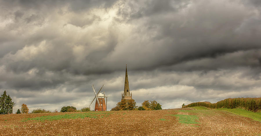 Thaxted - An English Countryside View by Chris Cousins