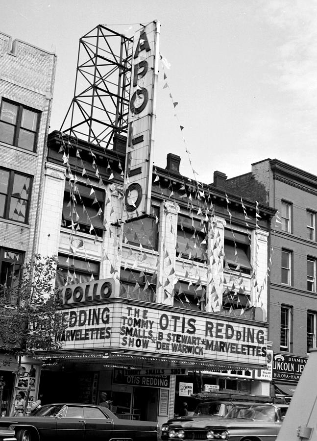 The Apollo Theater In Harlem. Otis Photograph by New York Daily News Archive