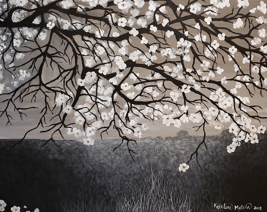 The Apple Tree Painting