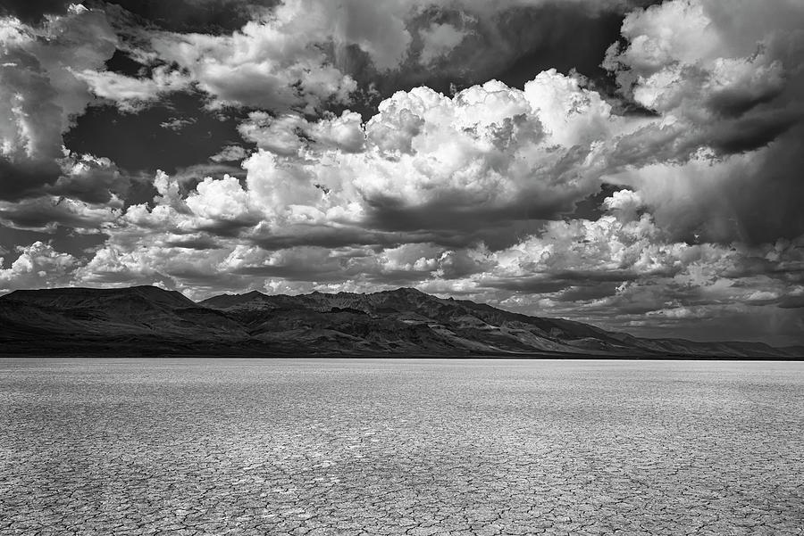 The Arid Alvord Desert by Steven Clark
