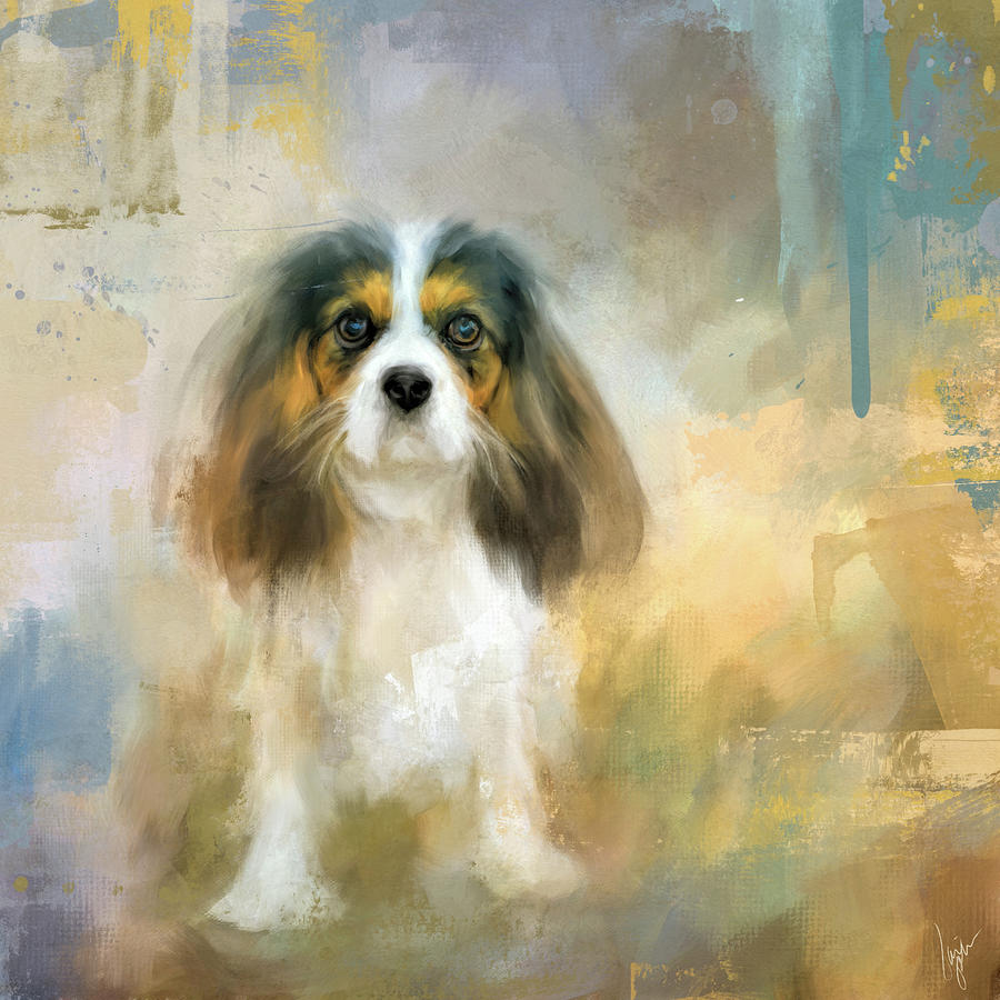 The Attentive Cavalier by Jai Johnson