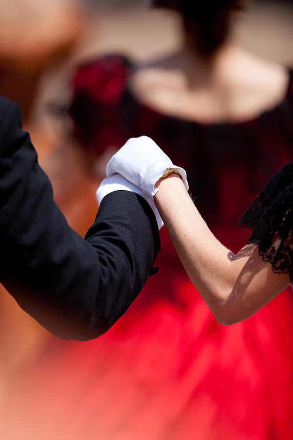 Ballet Photograph - The Ballet by Daniele  Cametti Aspri