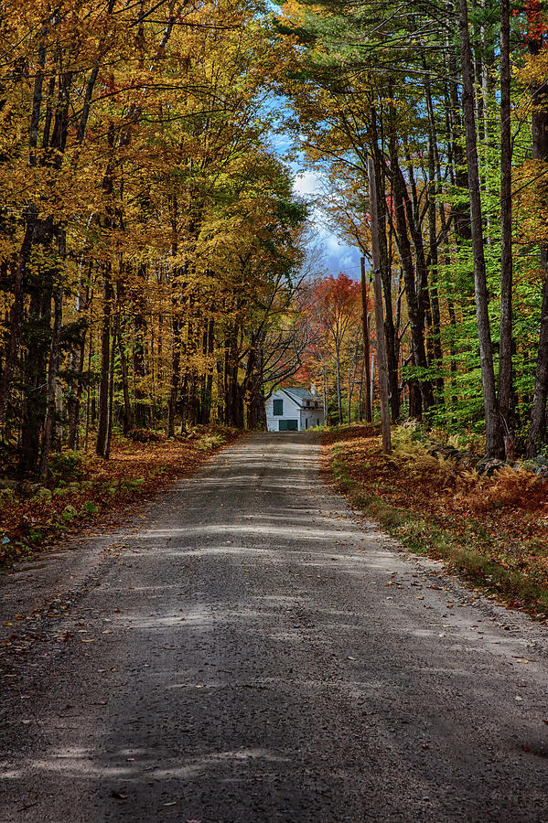 The Barn at the end of the Lane by Jeff Folger