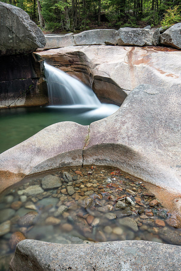 The Basin, New Hampshire by Greg Parsons