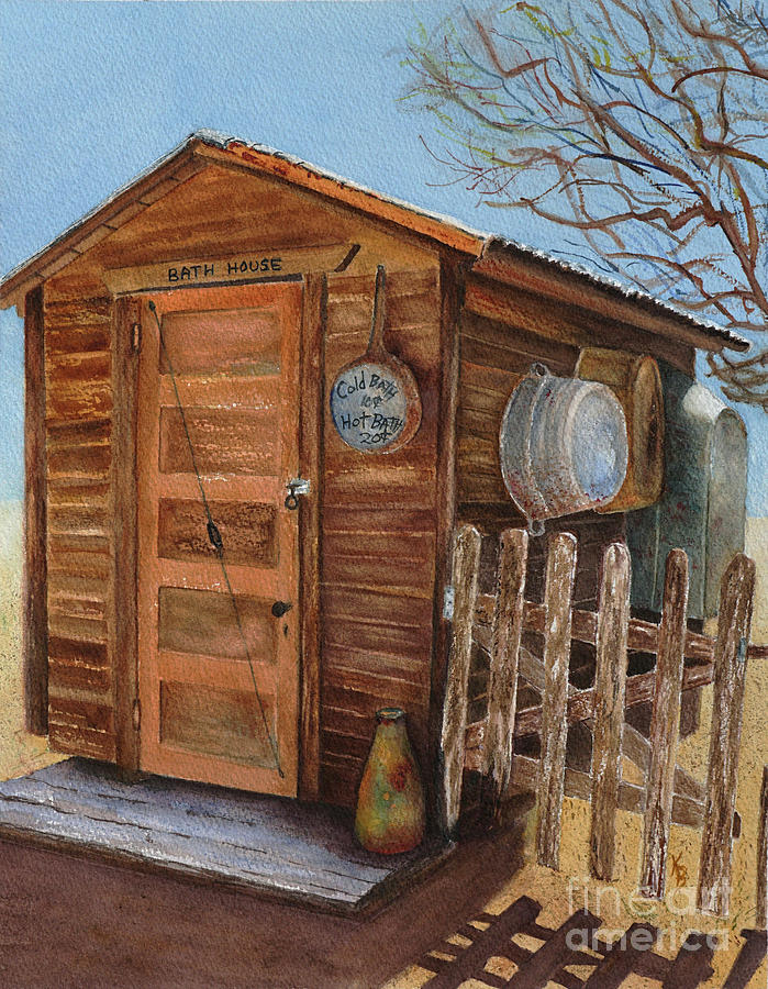 The Bath House by Karen Fleschler