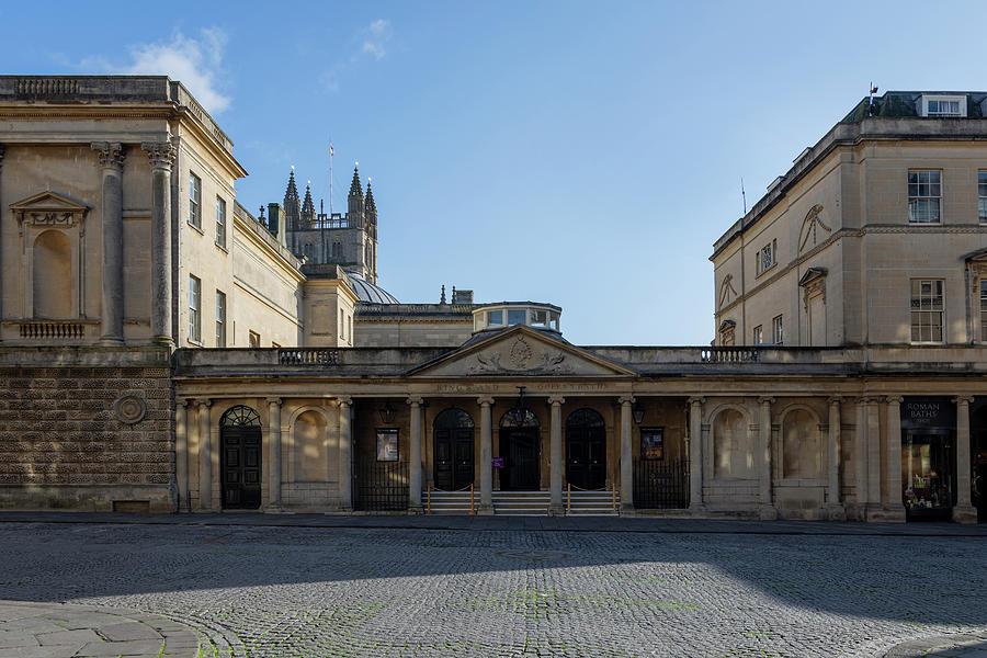 The baths of Bath by Steev Stamford
