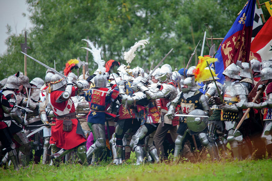 The Battle is Intense by Cheltenham Media