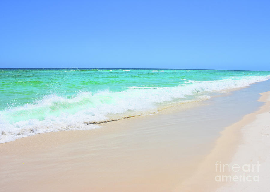 The Beach by Christine Dekkers