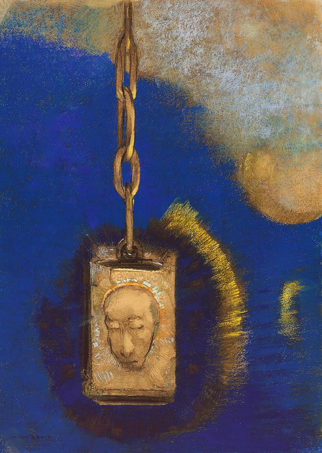 The Beacon by Odilon Redon