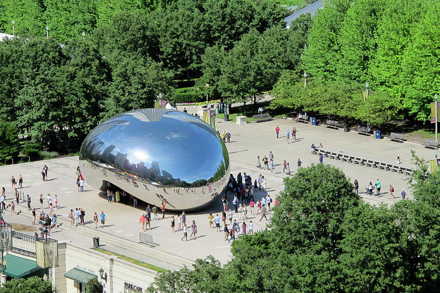 The Bean by Patty Colabuono