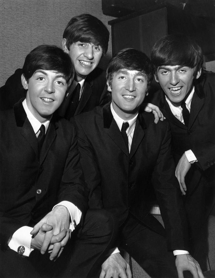 The Beatles Photograph by Terry Disney