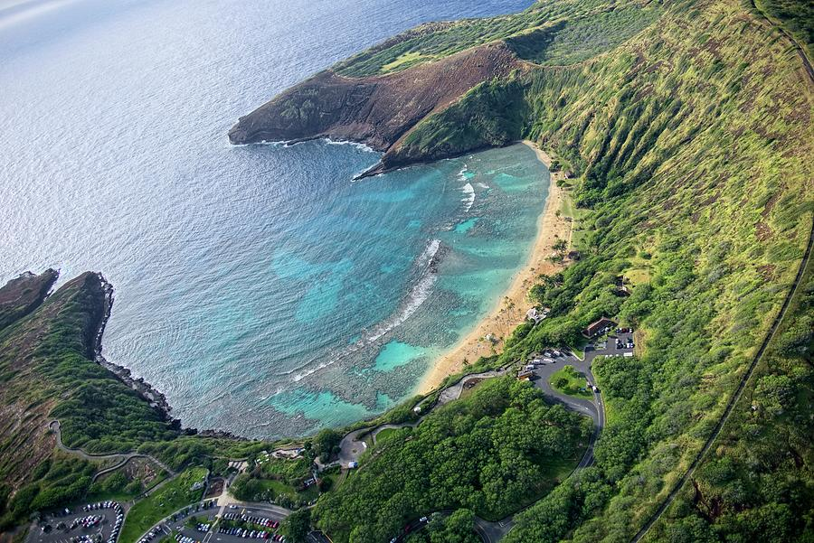 The Beautiful Hanauma Bay by Lucinda Walter