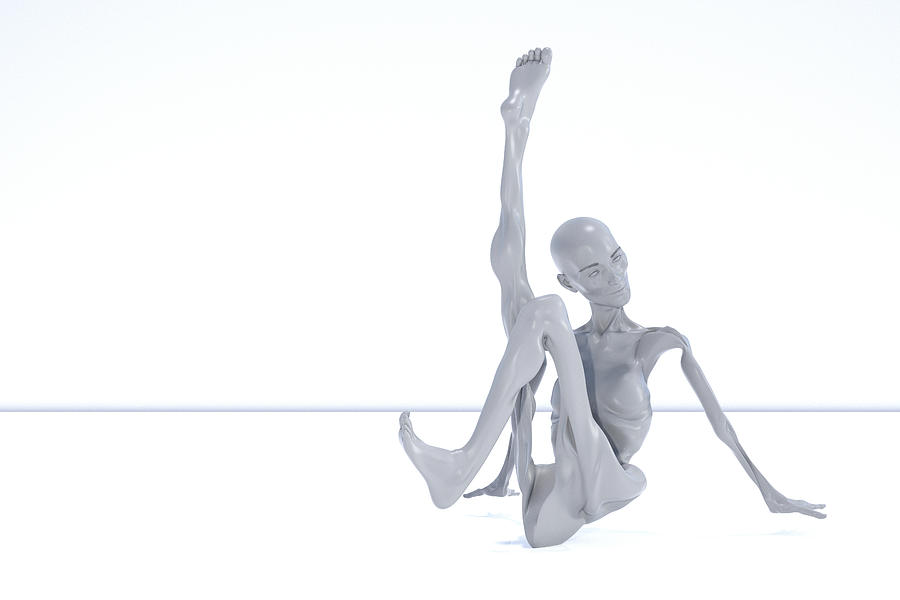 Lisa Digital Art - The Beautiful Lisa Show 083 by Betsy Knapp