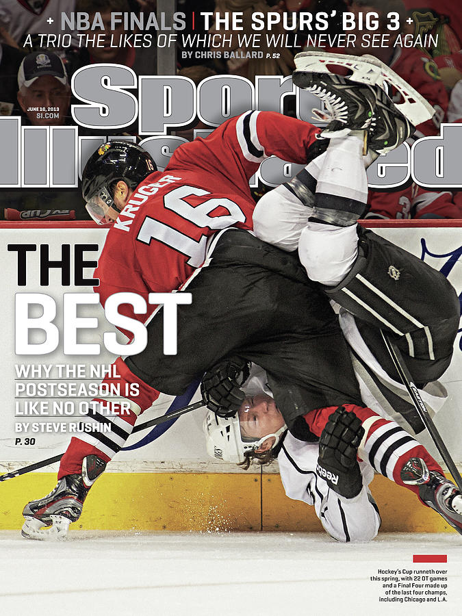The Best Why The Nhl Postseason Is Like No Other Sports Illustrated Cover Photograph by Sports Illustrated