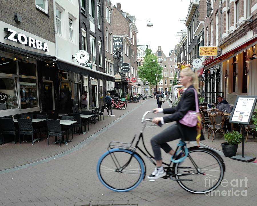 The Biker by Jan Daniels