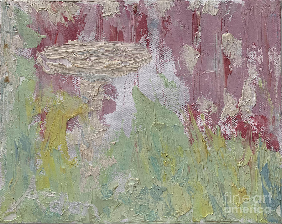 The Bird Bath by Felipe Adan Lerma