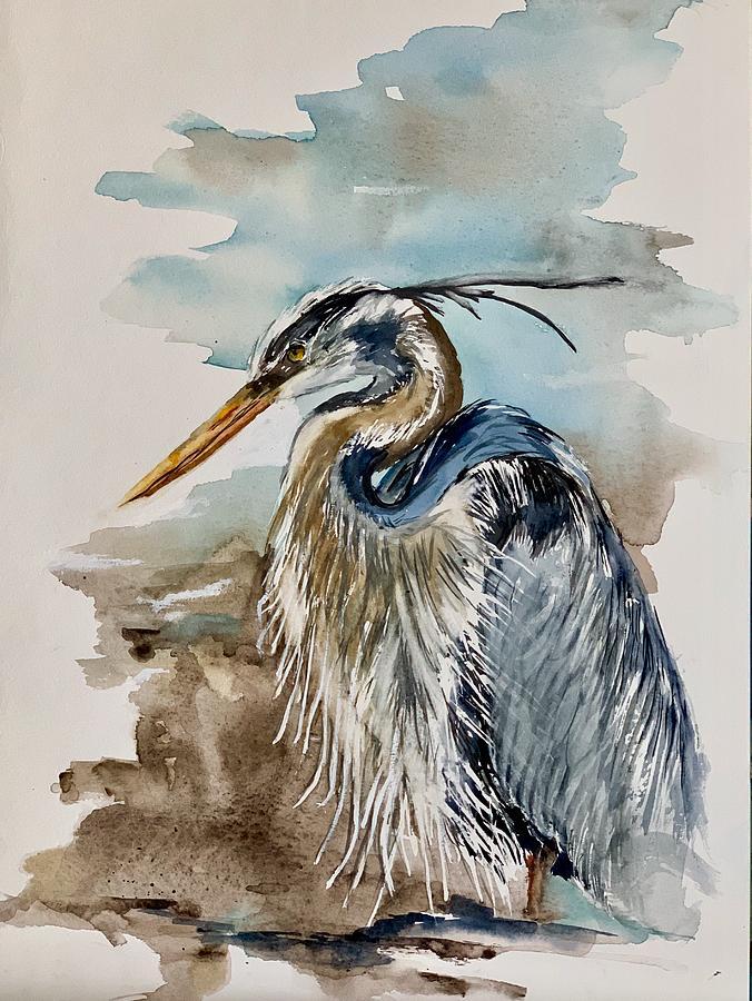 The bird by Diane Ziemski