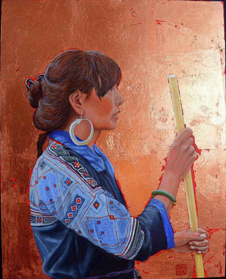 The Black Hmong Princess by Thu Nguyen