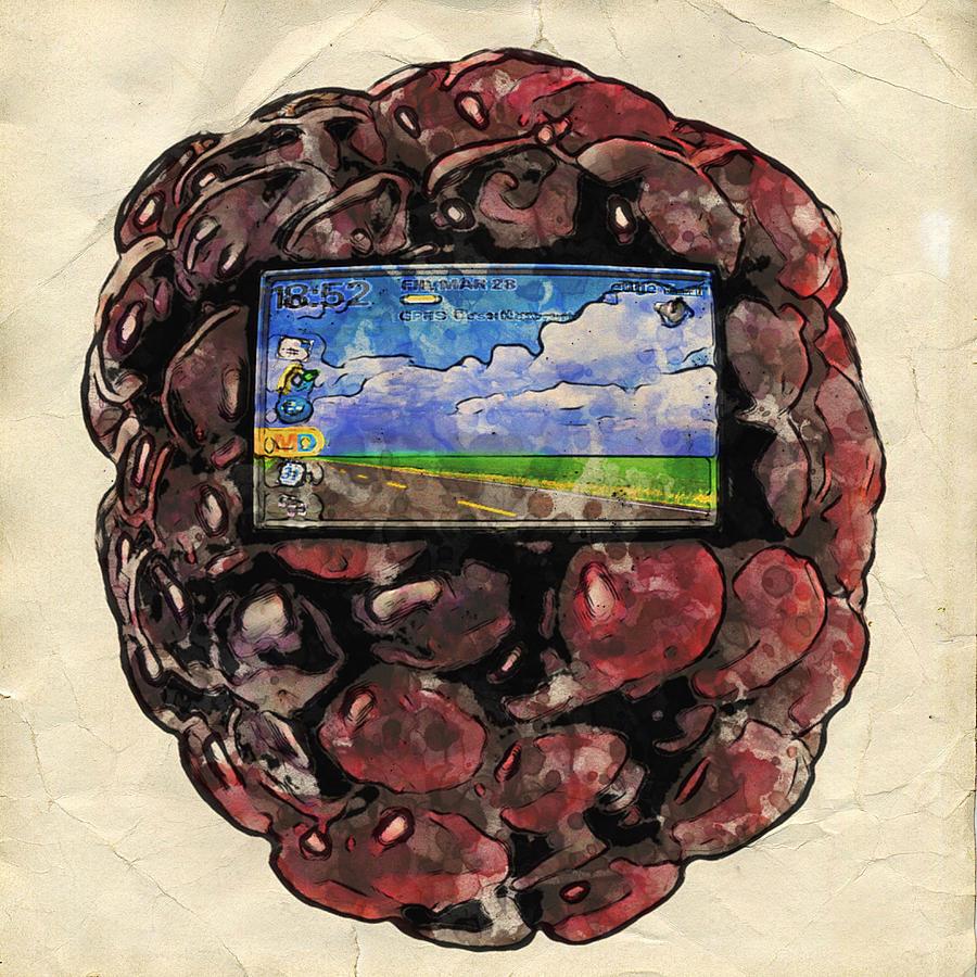 The Blackberry Concept Digital Art