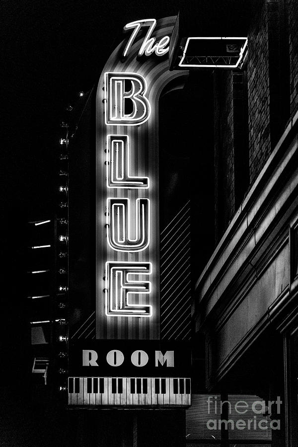The Blue Room Kansas City by Terri Morris