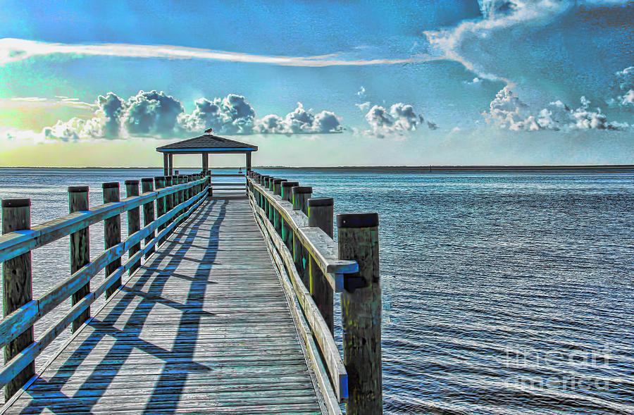 The Boardwalk by Irene Dowdy