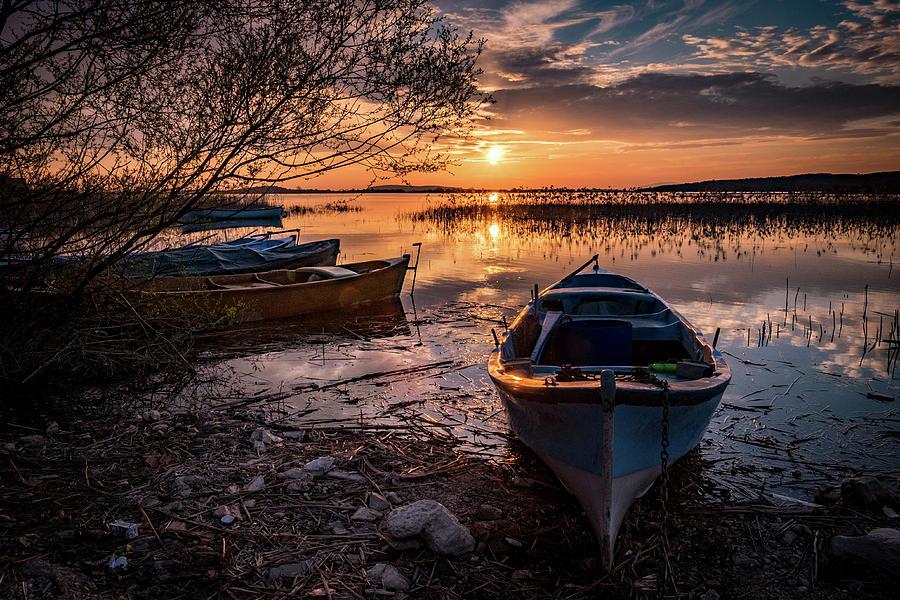 The Boats-1 by Okan YILMAZ