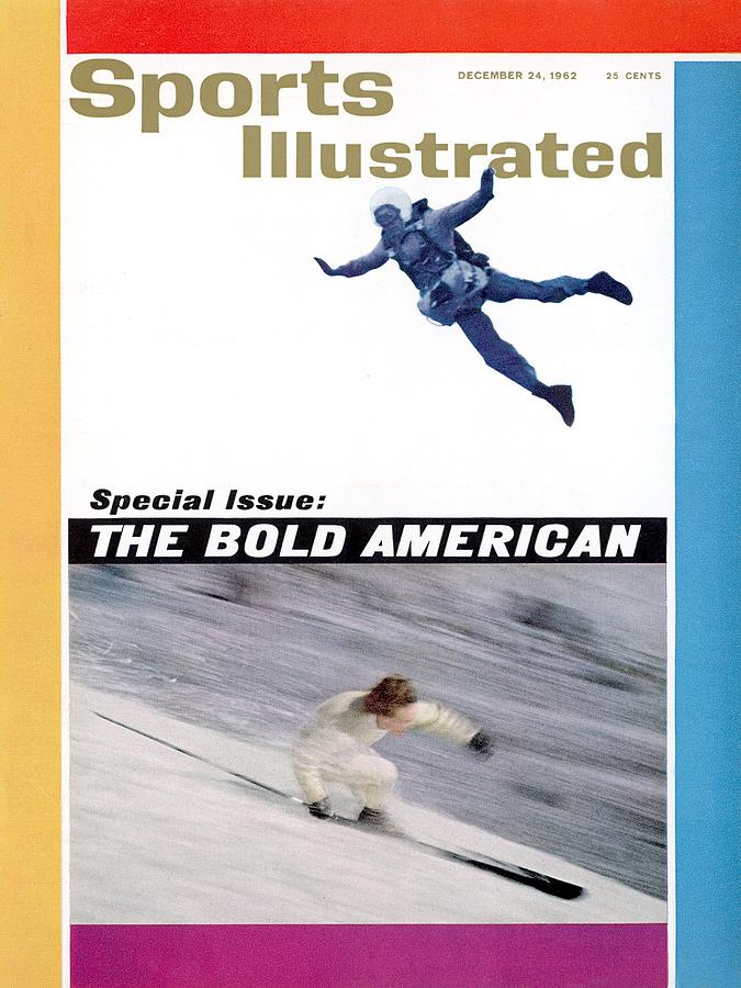 The Bold American, Special Issue Sports Illustrated Cover Photograph by Sports Illustrated