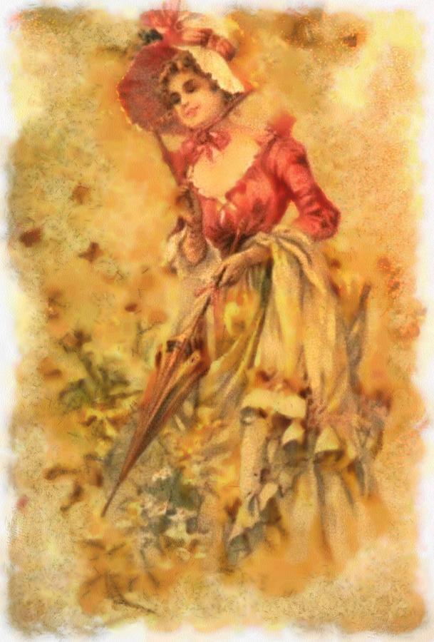 The Bonnet Lady by Mario Carini