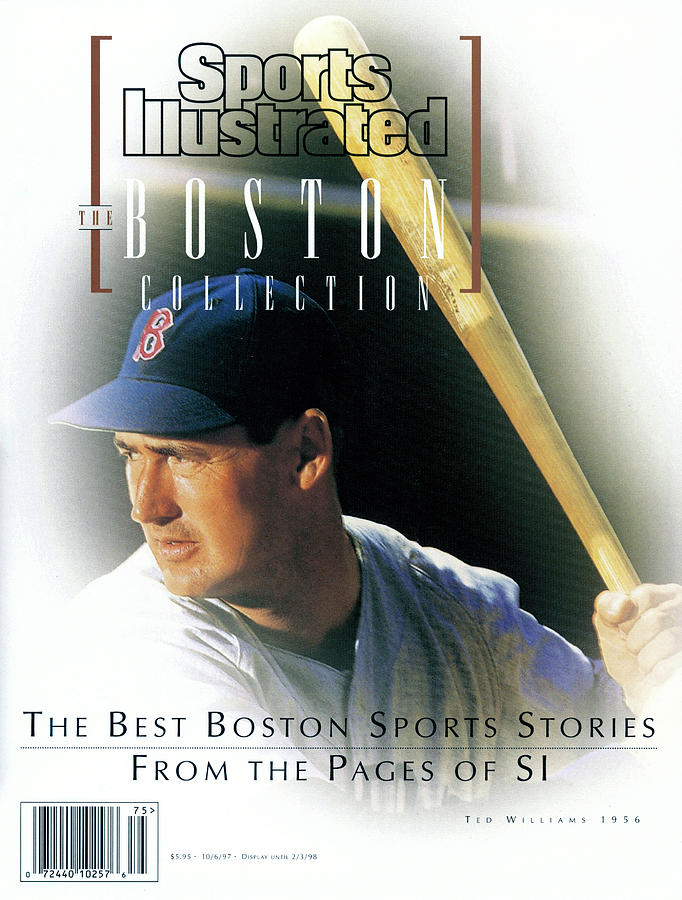 The Boston Collection The Best Boston Sports Stories From Sports Illustrated Cover Photograph by Sports Illustrated