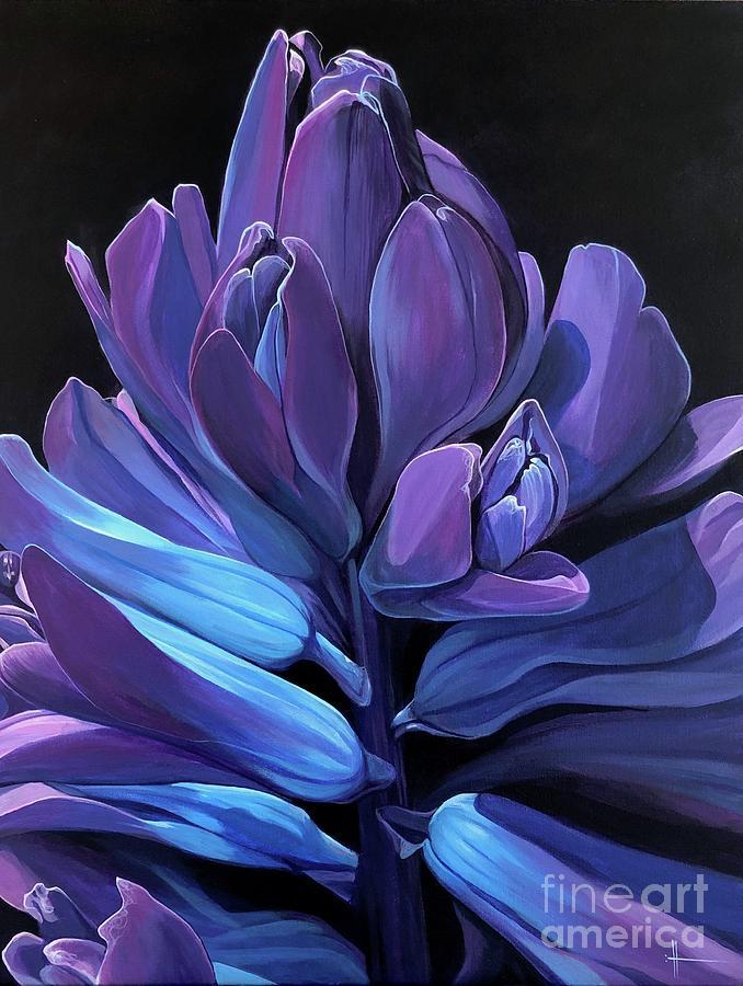 The Breathtaking Blue by Hunter Jay