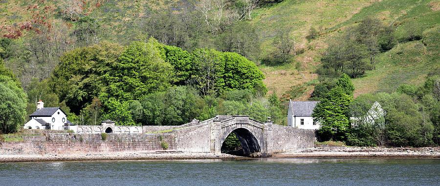 The Bridge at Gearr Abhainn by Nicholas Blackwell