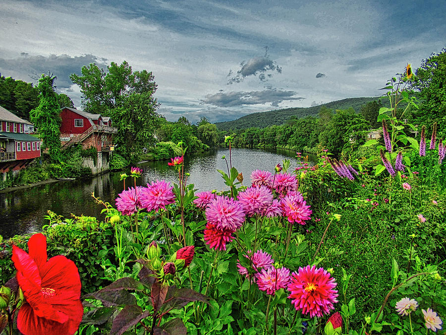 The Bridge of Flowers by Scott Hufford