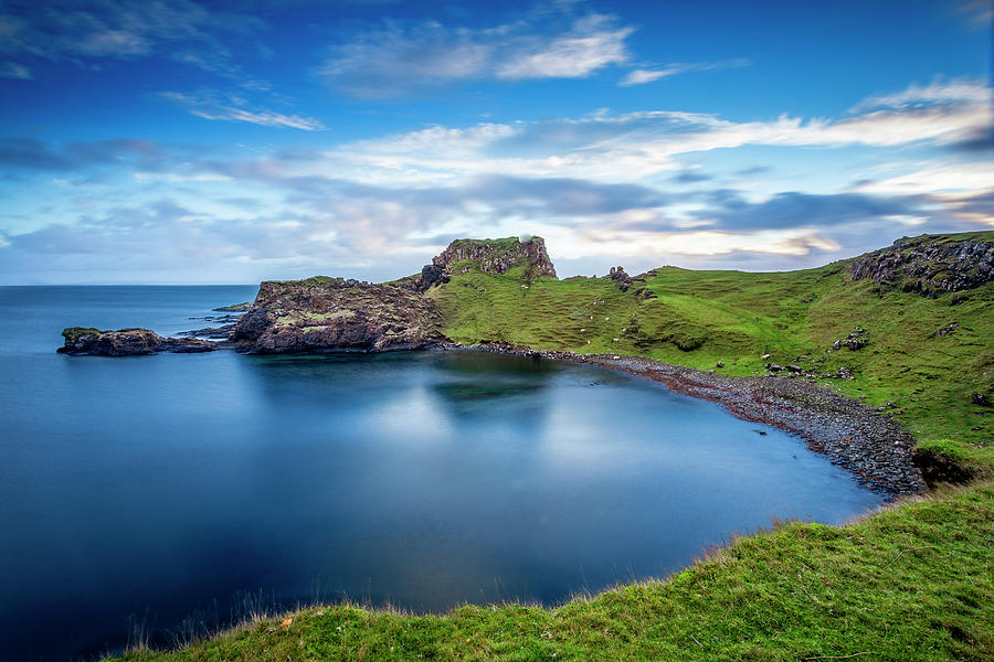 Isle Photograph - The Brothers Point by John Frid