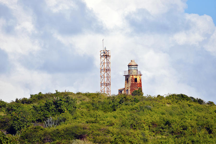 The Buck Island Historically Endangered Lighthouse SE View by Climate Change VI - Sales