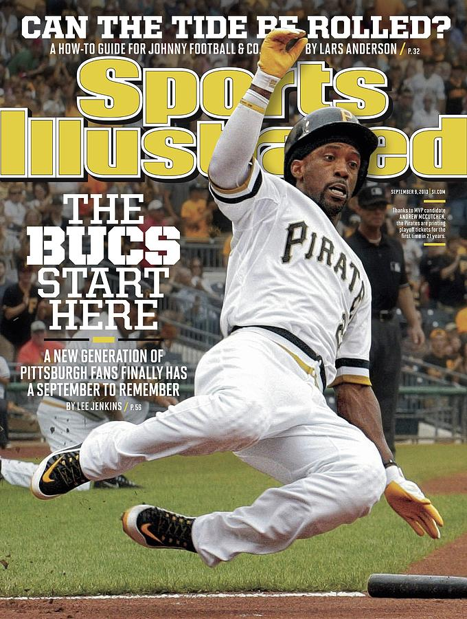 The Bucs Start Here A New Generation Of Pittsburgh Fans Sports Illustrated Cover Photograph by Sports Illustrated
