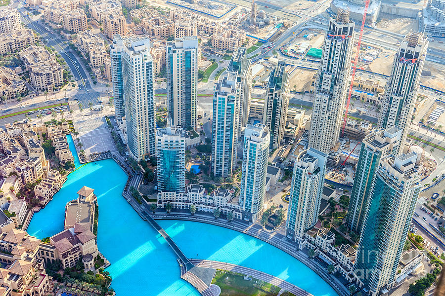 City Photograph - The Building In The Emirate Of Dubai by Holycrazylazy