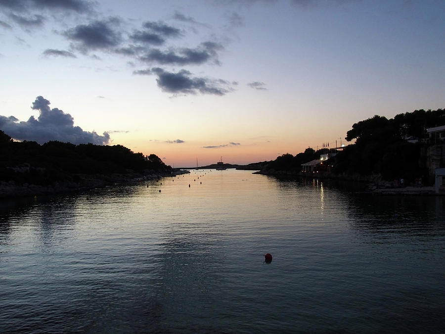 The cala santandria twilight by Philip Openshaw