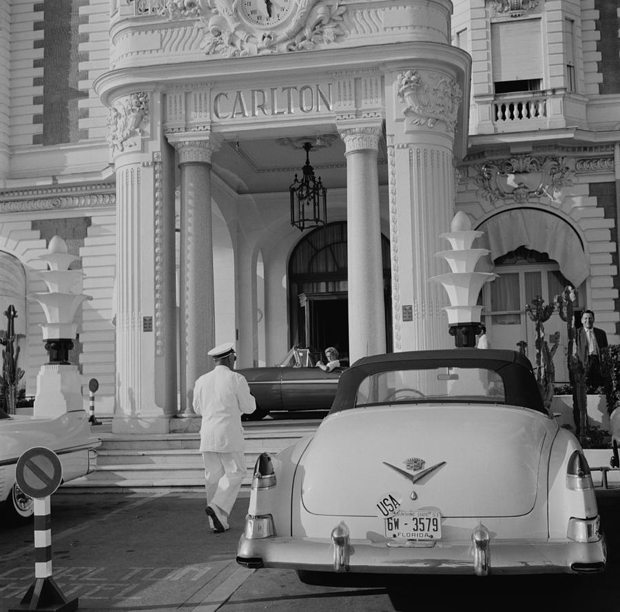 The Carlton Hotel Photograph by Slim Aarons